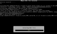 在vSan数据存储上安装嵌套ESXI